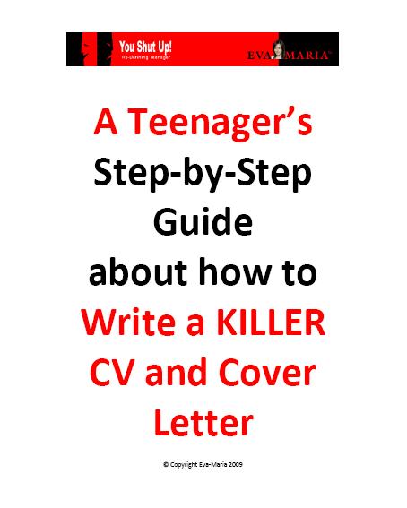 Em S Awesome Resources How To Write A Killer Cv Cover Letter E