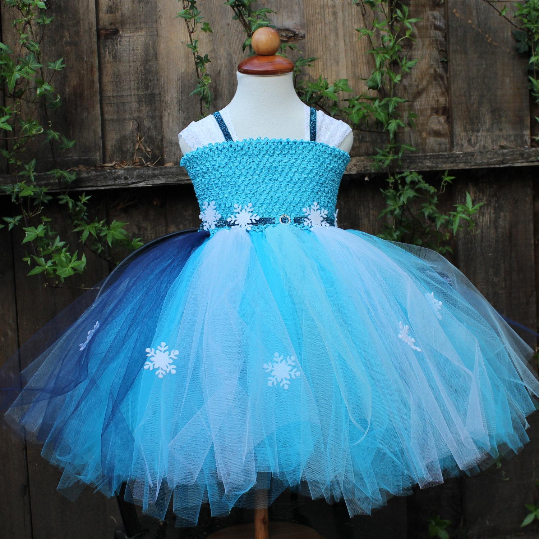 9a994fffd0 Frozen dress - Disney Elsa Dress - Elsa Dress-designer halloween ...