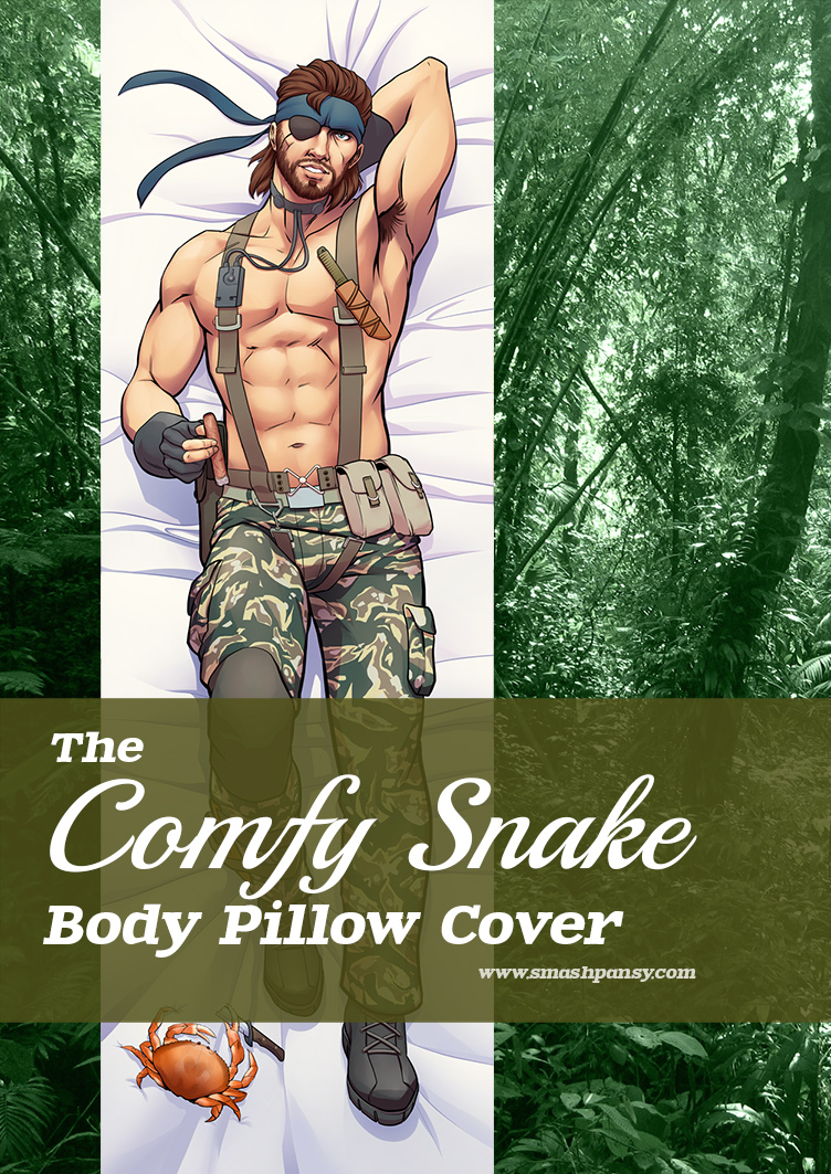 Comfy Snake Body Pillow Cover On Storenvy