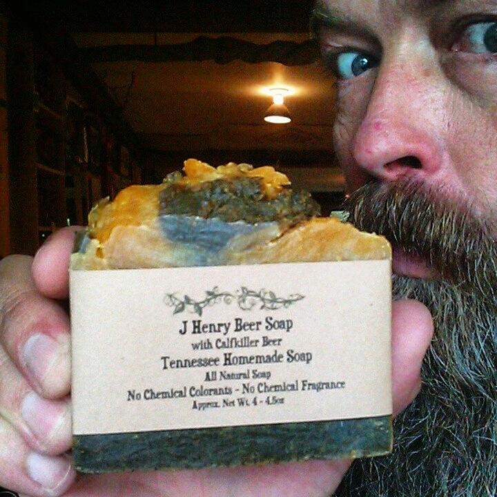 Tennessee Homemade Beer Soaps