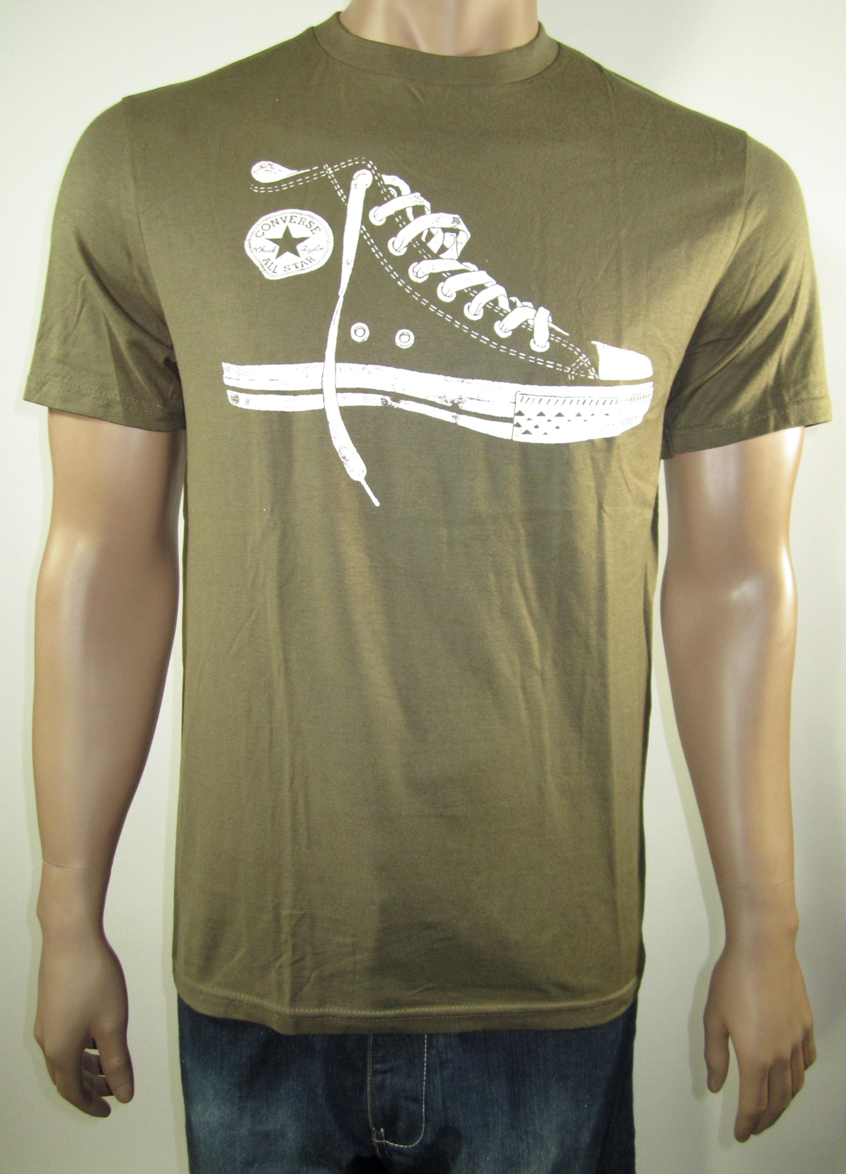 e2fec10dccd5ee Retro Converse Chuck Taylor All Star Faded T-Shirt M NWT Rare on ...
