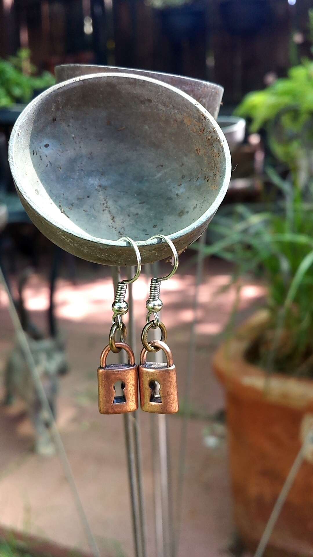 Image of 3rd Place earrings
