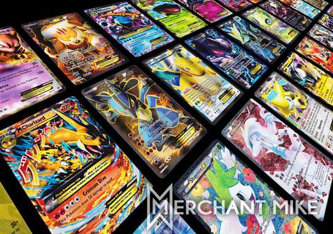 Amazing Pokemon 20 Card Lot Break Fullart Ex Mega Mewtwo