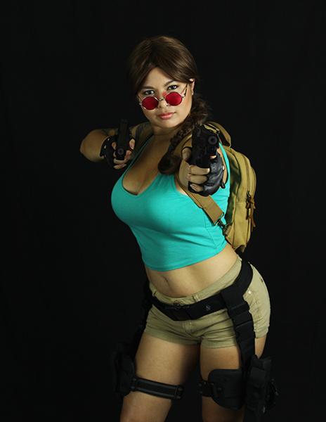 Lara Croft Tomb Raider Cosplay The Greatest Treasure Of All On Storenvy