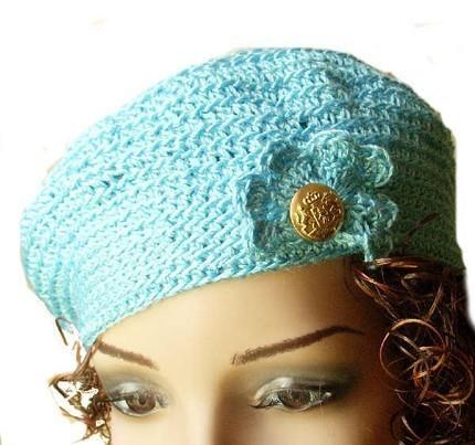Crochet Beret Pattern Beginner Free Crochet Patterns