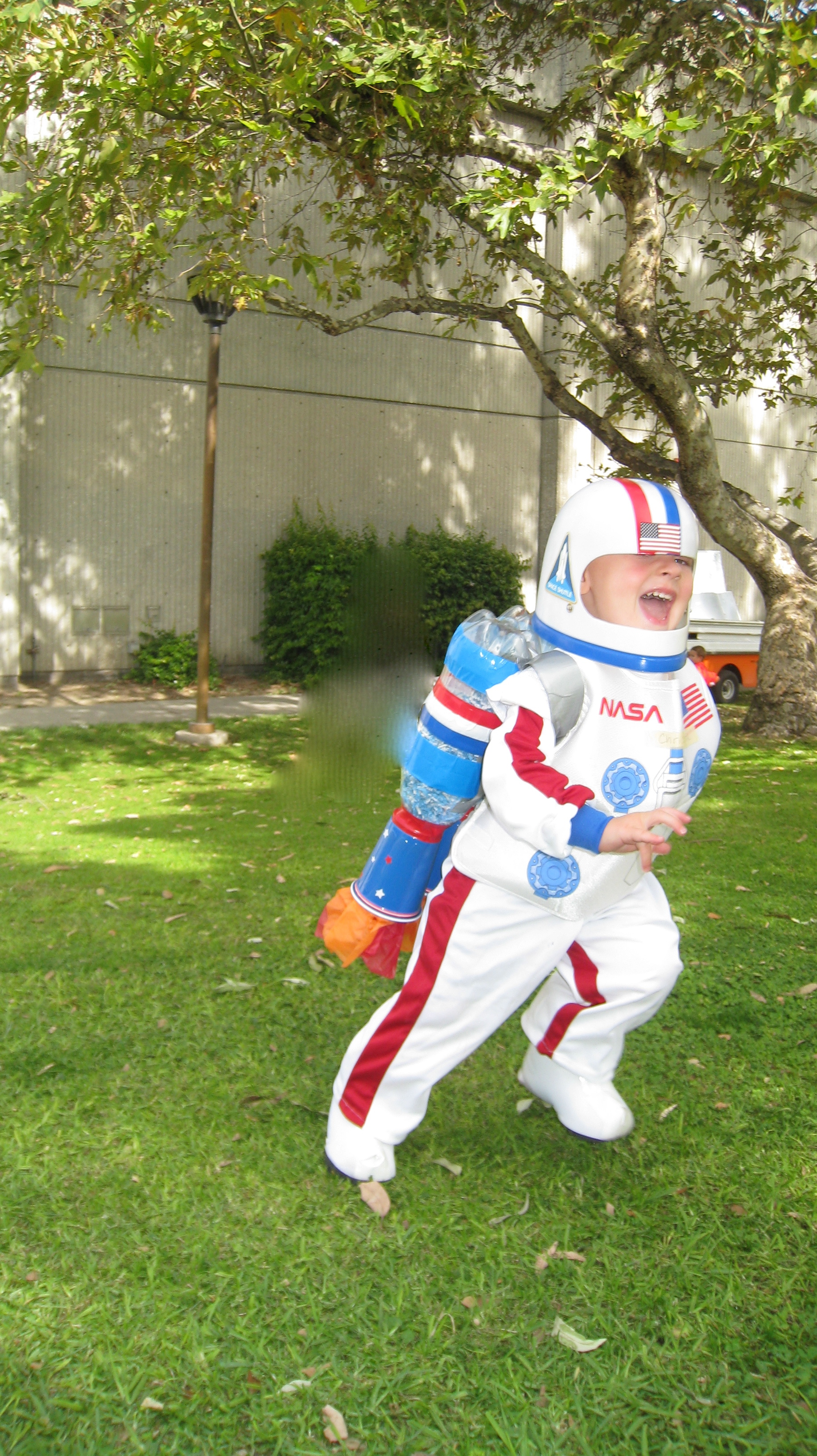 To The Moon and Back   Astronaut Jetpack birthday party ...