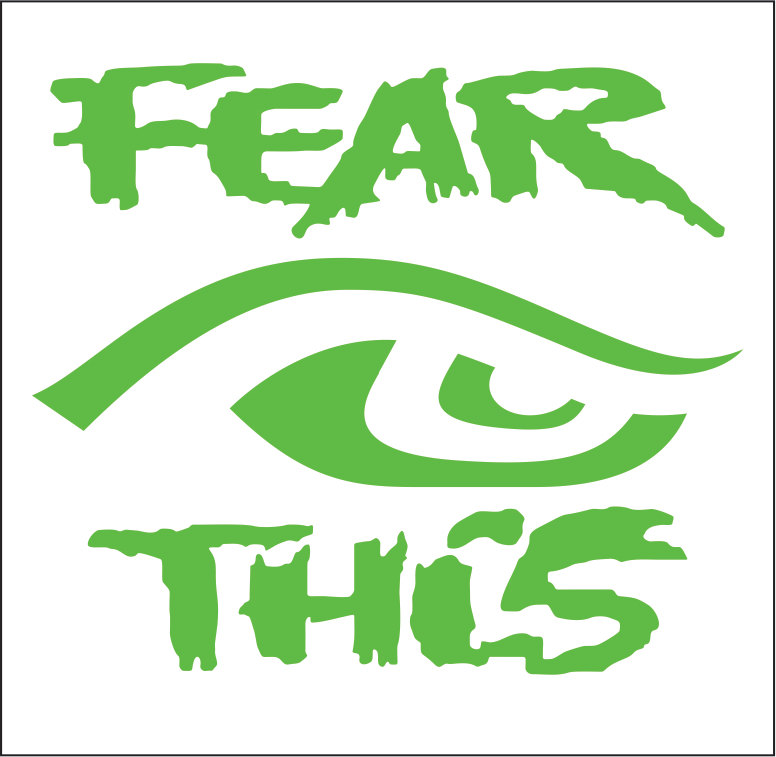 2two pack of 12th man seattle seahawks fear this eye custom