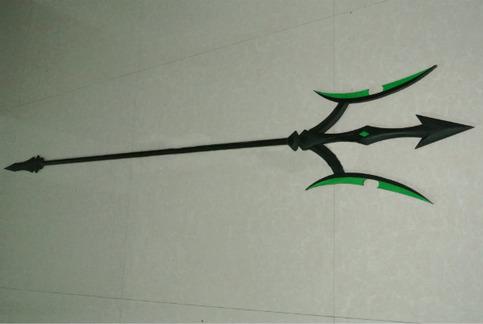 Seraph Of The End Makoto Narumi Demon Weapon Cosplay