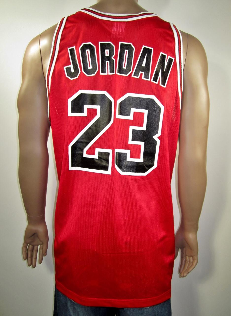Michael Jordan Chicago Bulls Champion Jersey NWT · DFRNSH8 · Online ... 71afa3383