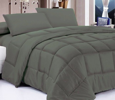 Solid Color Down Alternative Comforters 183 The Sheet People