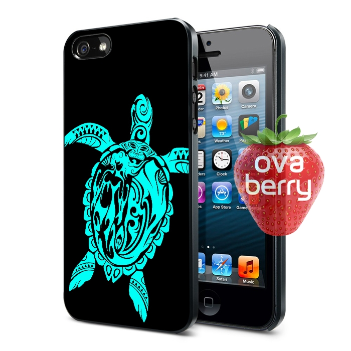 free shipping 238a7 94a85 Tribal Sea Turtle iPhone 6S Plus 6 5S 5C Samsung Galaxy S6 Edge S5 Note 5 4  Case from ovaberry