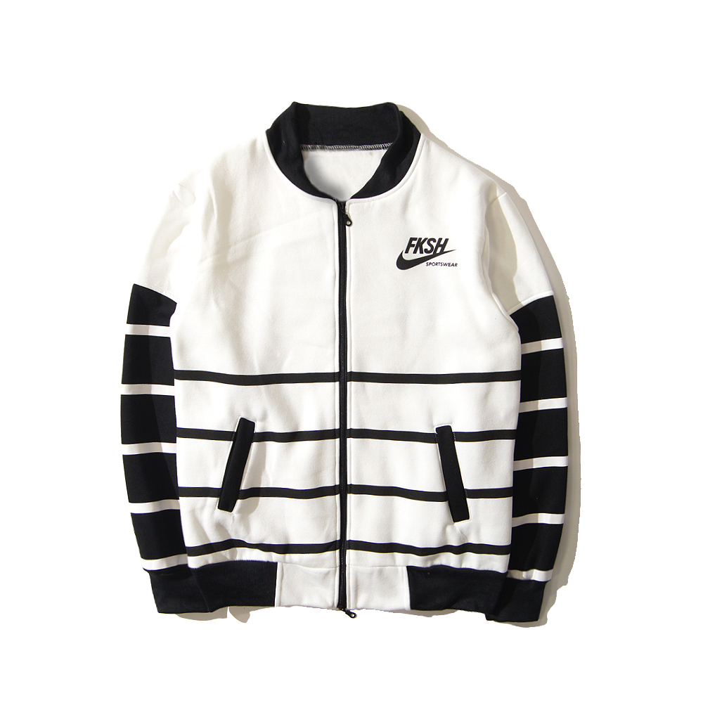 c6582265271 BLACK AND WHITE NIKE SPOOF JACKET from soldrelax