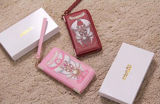Card Captor Sakura Handbag Purse (37968195 Moooh!!) photo