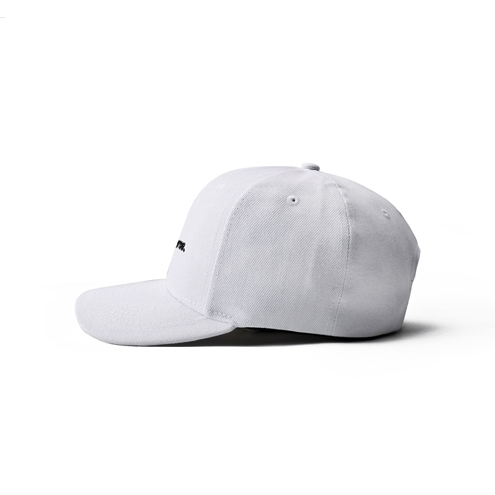 5976ad7e99d37 FUCK TOMORROW BASEBALL CAP IN WHITE · soldrelax · Online Store ...