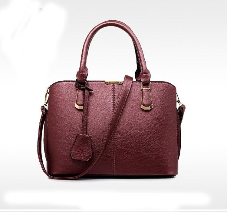 f09ac64bdf7 2015 New Women Handbag High Quality Genuine PU Leather Bag Brand Shoulder  Bag Luxury Ladies Messenger Bag on Storenvy