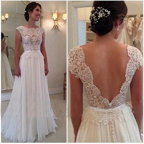 Lace 2017 prom dress, off shoulder prom dress, low back prom dresses ...
