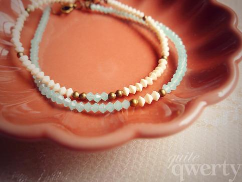 Boho Beaded Bracelets