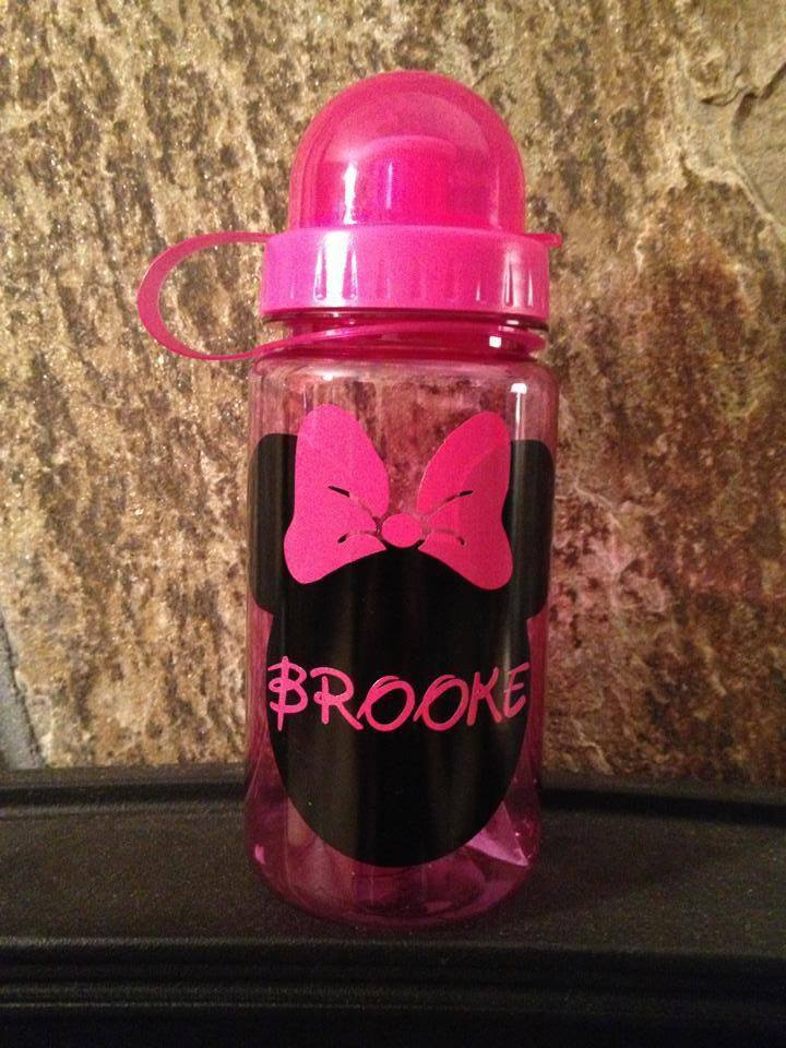 Personalized Kids Water Bottles