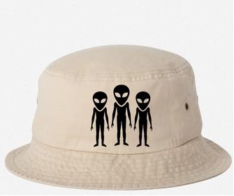 9b5746428b5 Alien Trio Bucket Hat · UNIVERSAL TRENDZ · Online Store Powered by ...