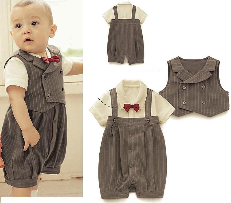 f355d18521c Handsome Baby Tuxedo Suit on Storenvy