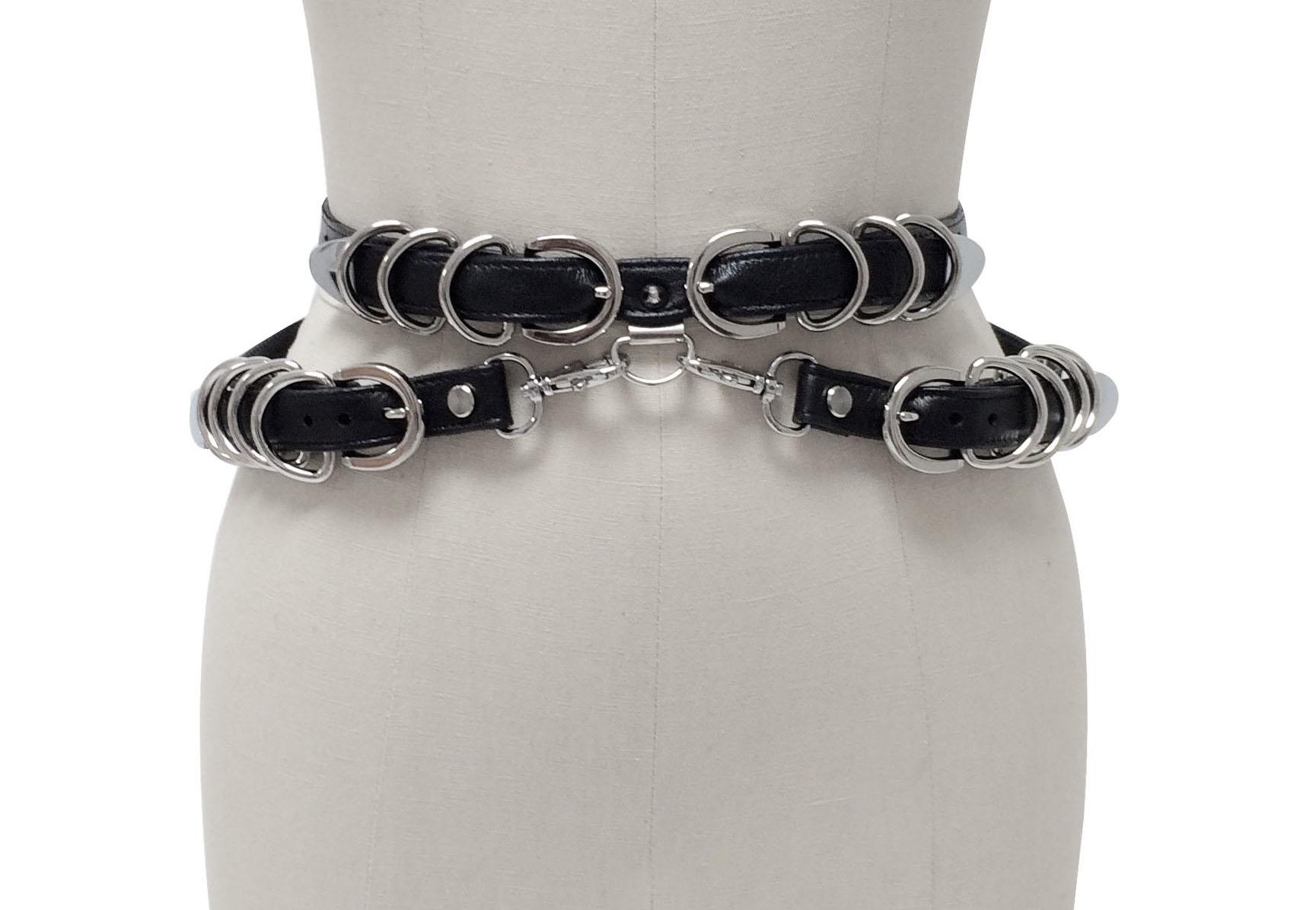 51d224cf7 Alethea Belt ( Silver ) · CREEPYYEHA · Online Store Powered by Storenvy