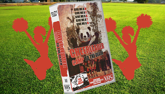 Image of Cheerleader Camp 2 The Death VHS