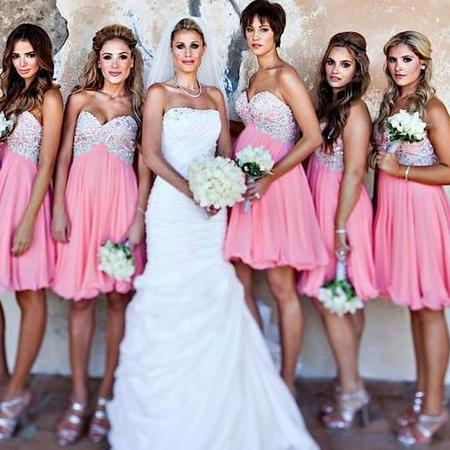 2fb82801931 Perfect Sweetheart Bridesmaid Dresses