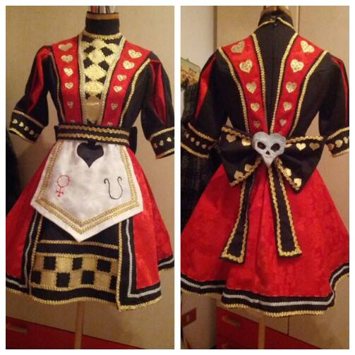 3a866c9e1971f Alice Madness Returns Royal Suit cosplay