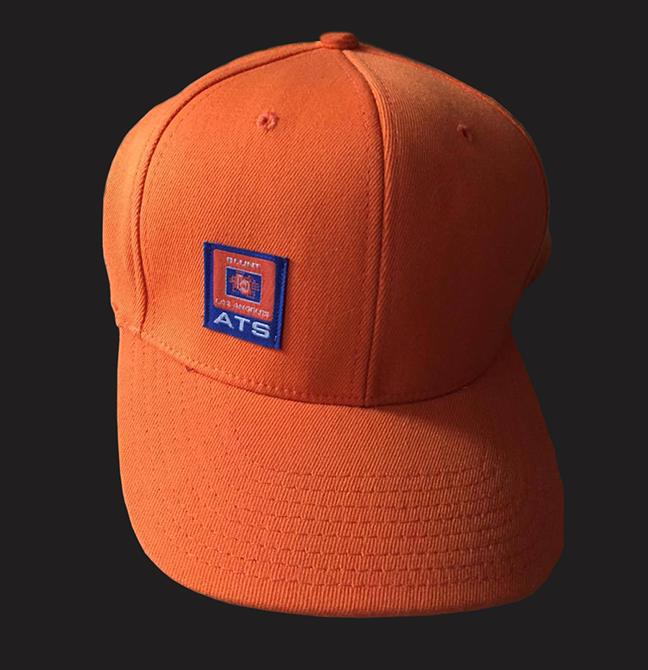 1d16942a6f Blunt ATS Orange FlexFit Hat · Blunt Clothing · Online Store Powered ...