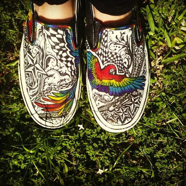Custom Shoe Art on Storenvy 1e2cbca9f