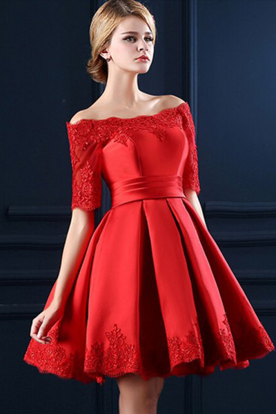 Red Homecoming Dresses 12 Long Sleeve Homecoming Dresses 2016