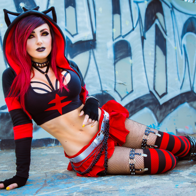 Home · Jessica Nigri · Online Store Powered by Storenvy