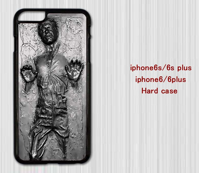 sports shoes bb651 32026 Han Solo Frozen In Carbonite Star Wars Phone Case Cover for iPhone and  Samsung Galaxy