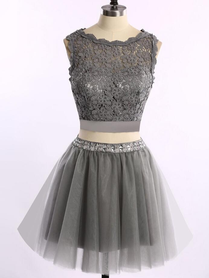 65aaba3a624 2 pieces homecoming dresses