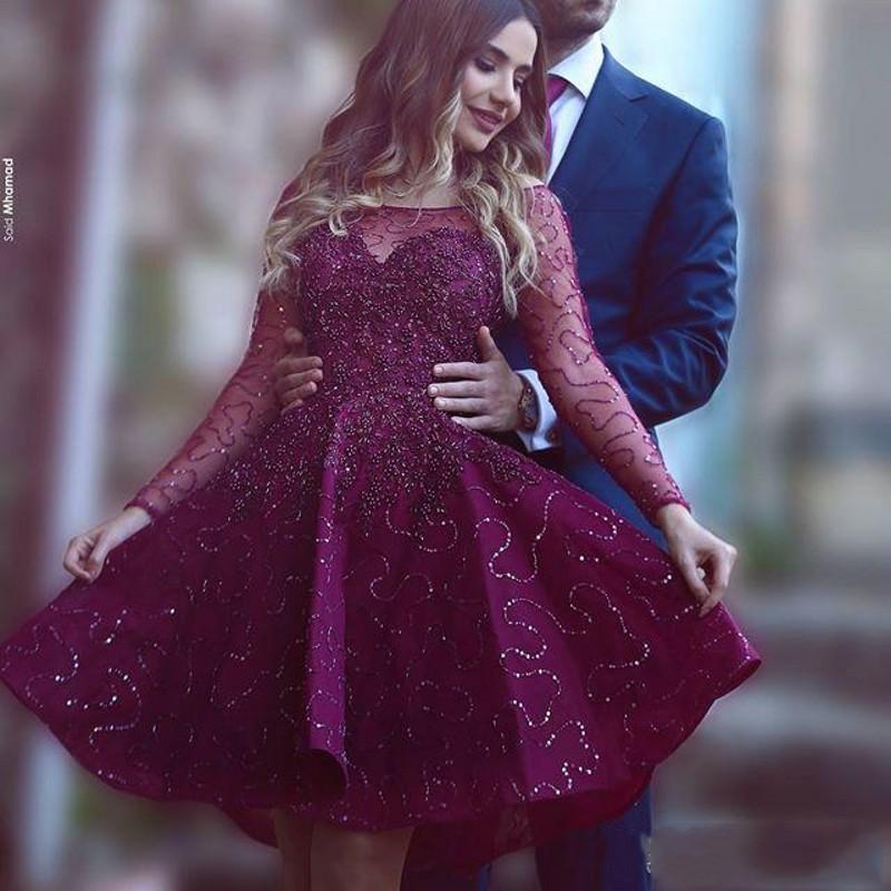 71a07482edd Solo Dress Burgundy Prom Dress