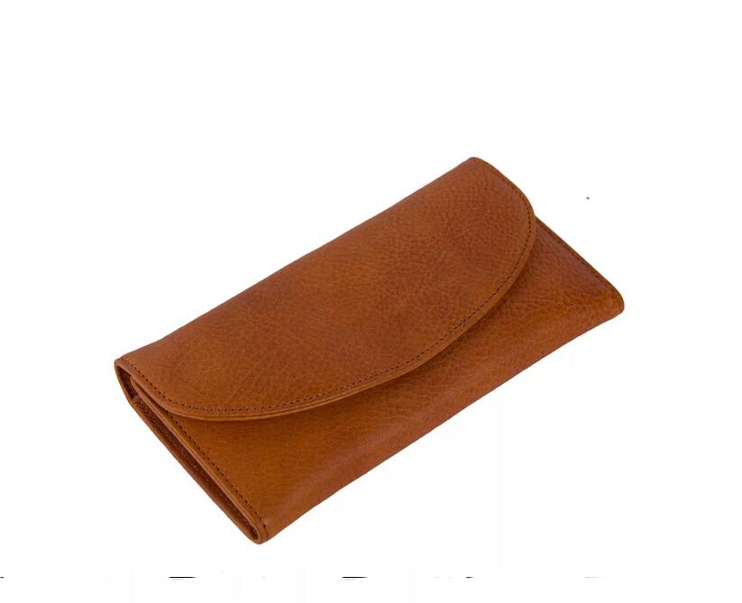 New Men Wallets Genuine Leather Wallet for Men Leather Male Wallets Leather Purses 9066 (46003164 J.H. Leather Studio) photo