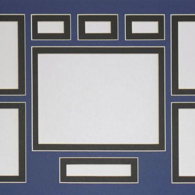 11 x 14 collage photo mats custom photo matting online store