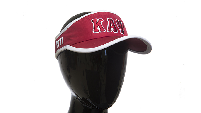 a4d85a53 Kappa 3 letter embroidered Light Weight Cap & Visor - Thumbnail 1