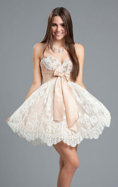 ce40cf1f988eb Cute lace homecoming dresses, sweetheart homecoming dresses, juniors  homecoming dresses, cheap homecoming dresses