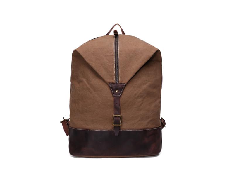 Vintage Backpack / Fashion Canvas Backpack/ Leisure Travel Bags/ Unisex Backpacks /Men Backpack