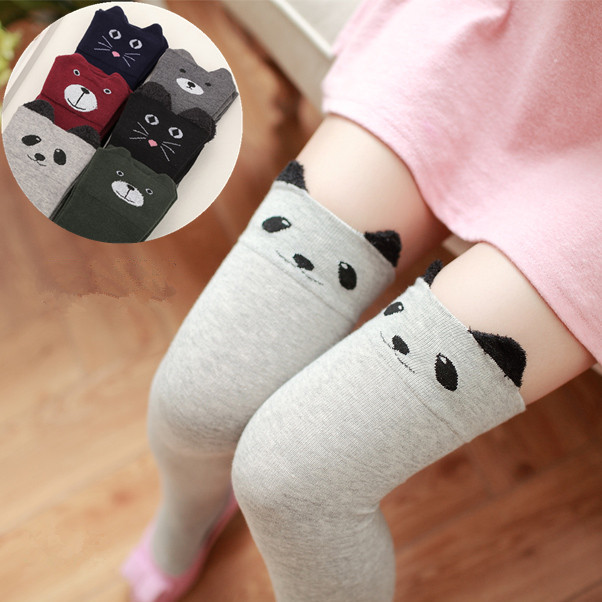Japanese cute kawaii cat stockings