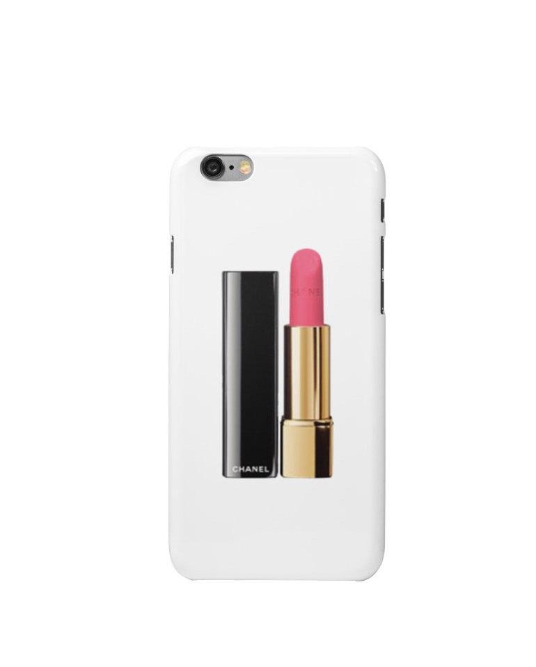 Pink Lipstick Phone Case