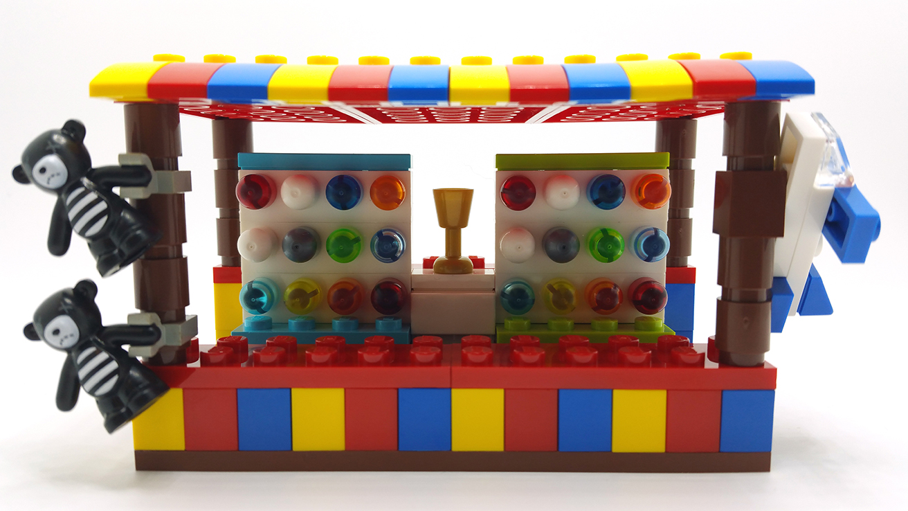 Balloon Dart Game Click And Snap Bricks Online Store Powered By