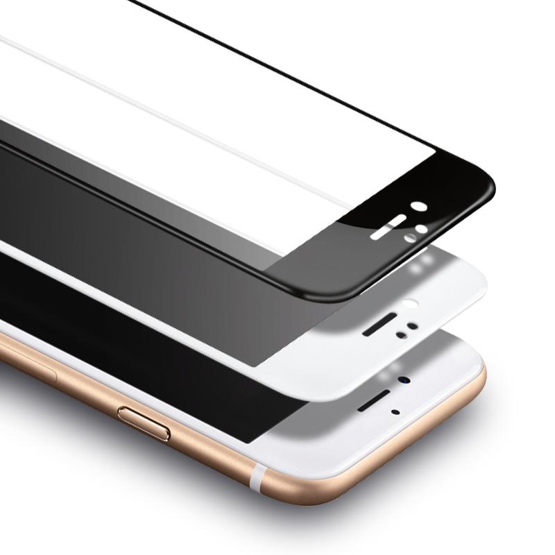 timeless design 9f4a2 0d3dc Anti Blue Light iPhone 8 7 6 6S Plus Full Screen Coverage Protectors Nano  Film IPASP05
