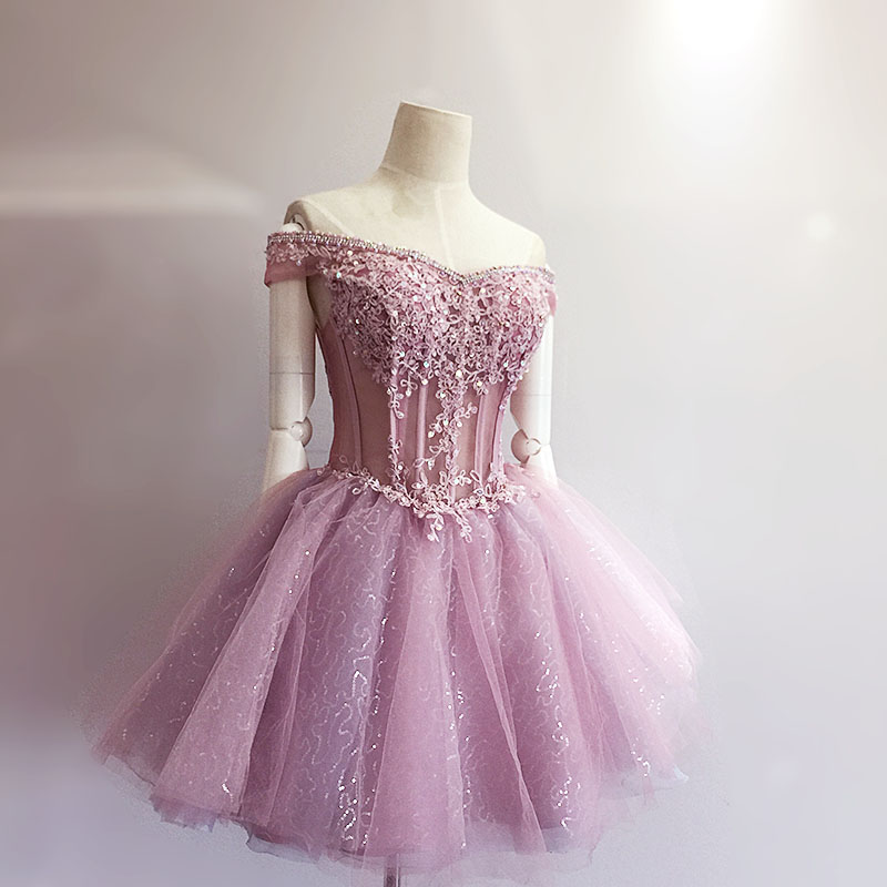 4ef71f3eeac homecoming dresses short prom dresses party dresses hm0040 on Storenvy