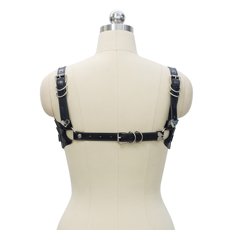 6cf4ac303a Queen Leather Bra Harness · TRENDOLOGY · Online Store Powered by ...