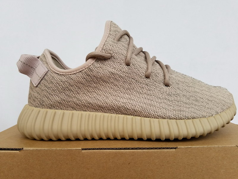 705f32bebe0d6 Authentic UA Yeezy Boost 350 Oxford Tan