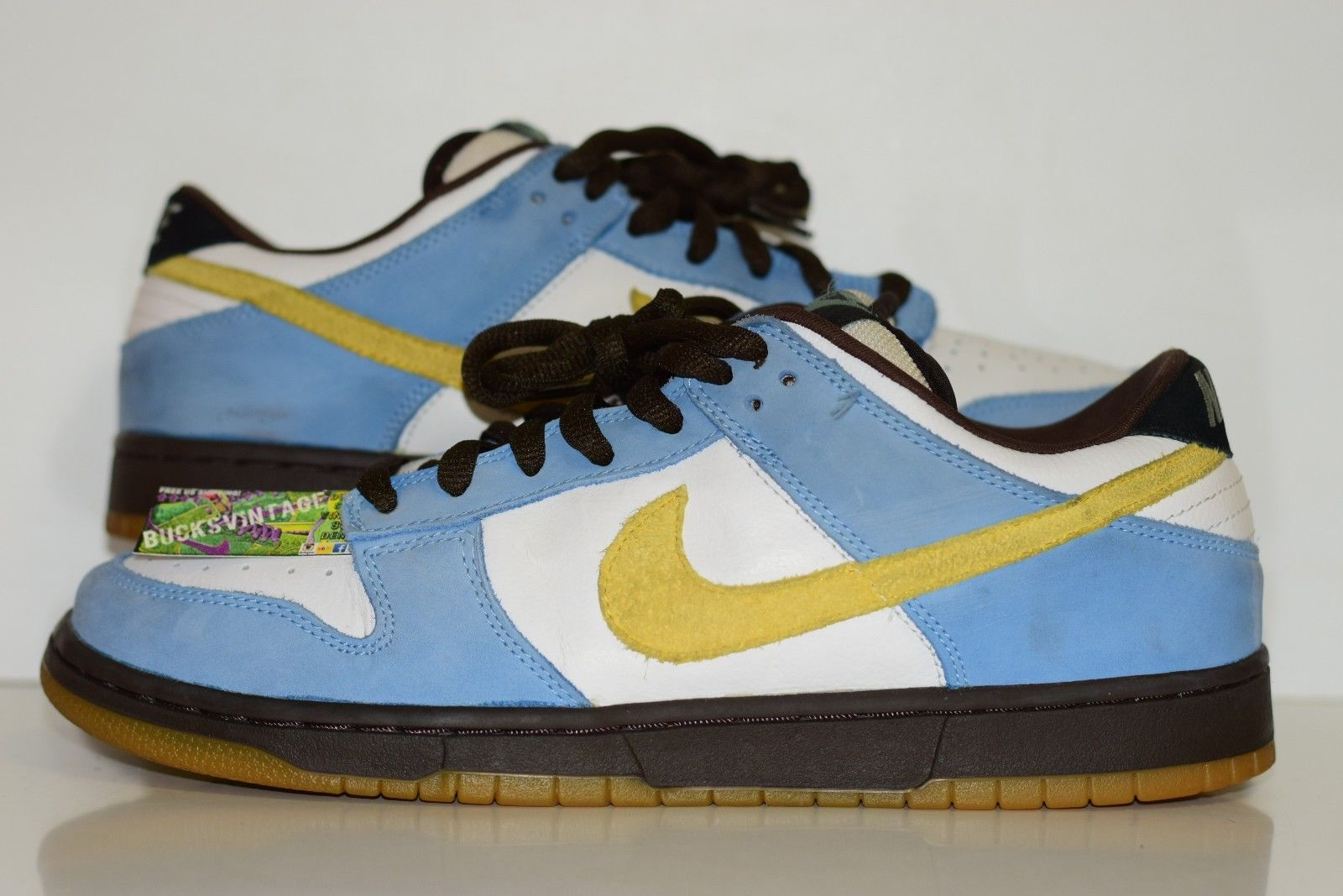 timeless design fabc6 37164 Size 11 | 2004 Nike Dunk Low Pro SB HOMER Authentic 304292-173 from  BucksVintage