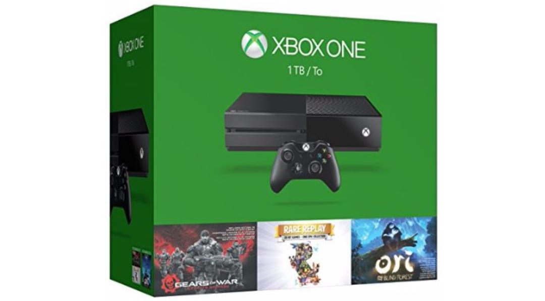 Xbox One Holiday Bundle