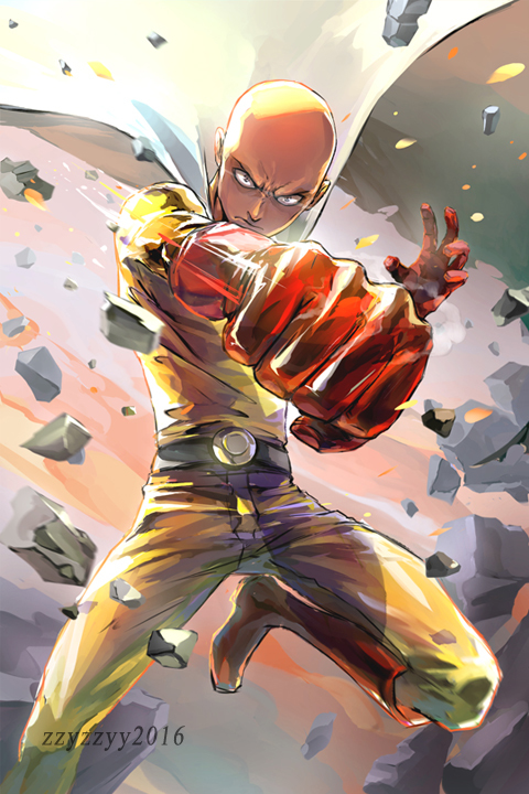 【Epic】One Punch Man sold by zzyzzyy's print shop